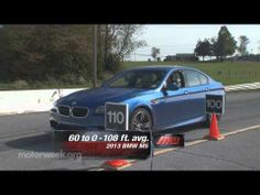 Road Test: 2013 BMW M5