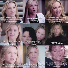 Arizona you are not a good man in a storm because you cheated on your wife during a storm