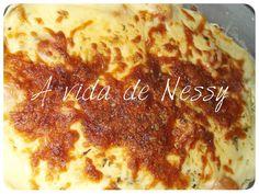 A vida de Nessy: Gratinado de Courgette e Espinafres by Nessy