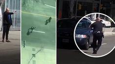 When Toronto Suspect Said Kill Me an Officer Put Away His Gun