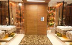 Natureza até no banheiro - Decoração - iG