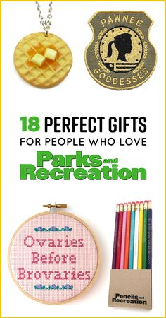 """18 Perfect Gifts For People Who Love """"Parks & Recreation"""""""