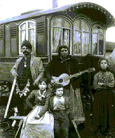 .Gypsy people