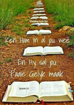 Ken Hom in al jou weë Biblical Quotes, Bible Verses Quotes, Spiritual Quotes, Spiritual Growth, Positive Quotes, Pictures Of Jesus Christ, Afrikaanse Quotes, Inspirational Prayers, Bible Prayers