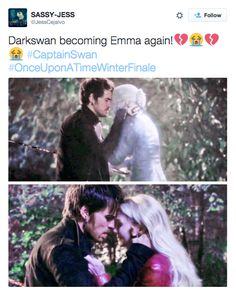 "And even worse, now Emma's not even Dark Swan anymore so she has to deal with this as her human, fully feeling self. | We Need To Talk About That Big Death On ""Once Upon A Time"""