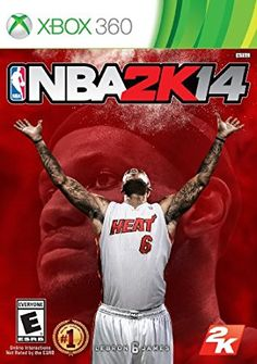 NBA 2K14 - Xbox 360featured best selling video game and consoles & accessories on the web with the best price over 18000 game with over 75 language to shop with . #videogameref