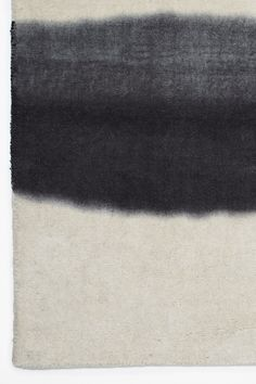 Grey Gradient Wool Rug - Rugs - French Connection