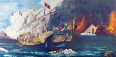 Prevese Sea Battle 1538