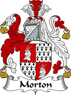 Morton Clan Coat of Arms
