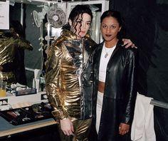 Michael Jackson, History Tour