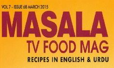 Masalah TV Food Magazine March 2015, read online or download free from here.