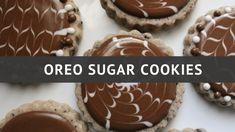 No Chill No Spread Oreo Sugar Cookies | 6 Cakes & More, LLC