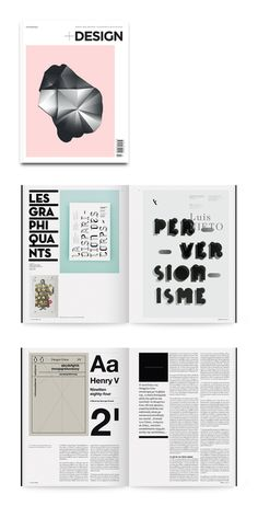 #Magazine #editorial #design - gorgeous!