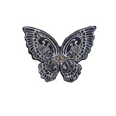 This butterfly and many more will be on display as part of the Taking Flight exhibit opening on February 12th.