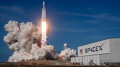 Not since the U.S.'s Saturn V and Russia's Energia has a rocket so powerful successfully left the Earth's atmosphere.