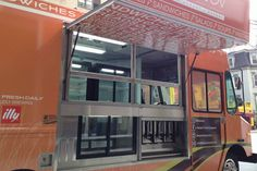 Food Truck Catering...great idea for a fun late night snack, dessert bar or quirky buffet line!