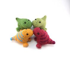 Ravelry: Wee Rex pattern by Sarah Sloyer