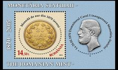 La data de 24 februarie 1870 s-a inaugurat, în prezența domnitorului, noua clădire a Monetăriei Statului, de pe Șoseaua Kiseleff nr.3, unde s-au bătut primii Caroli de aur (20 de lei), cu efigia lui Carol I, realizată de gravorul Kullbrich.