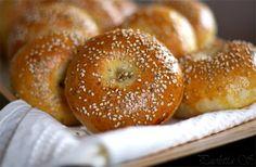 Anice: Panini - bagels