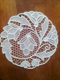 20207 (LU HERINGER - Latonagem) Tags: for pattern patterns patrones richelieu… Tatting Patterns, Crochet Stitches Patterns, Lace Patterns, Embroidery Patterns, Form Crochet, Crochet Lace, Romanian Lace, Bobbin Lacemaking, Lace Art