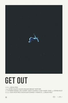 """theandrewkwan: """"Get Out alternative movie poster Print available HERE """""""