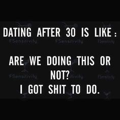 Where is this going?!?! I know a few of you go on 3 dates and are already asking this question. Be patient. Do it right vs doing it fast. LoveLifeTBD.com