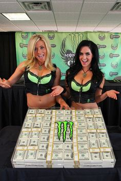 Agree, Pictures of hot girls that sponsor monster energy essence