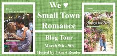 Satisfaction for Insatiable Readers: I Am A Reader presents... We 💗 Small Town Romance with Harlequin Books!