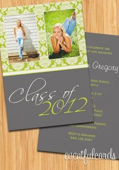 Graduation Party INvites ?