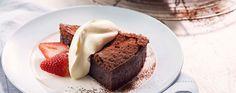 Rich Flourless Chocolate Cake.06.2