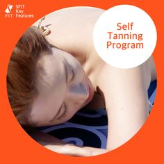 SFIT Self Tanning Program.  #SFIT #indiegogo #TANNING #SKINCARE #FITNESS #wearabledevice