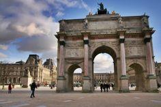 December in Paris on Behance