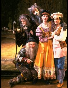The original Broadway cast of Into the Woods is reuniting onstage in Costa Mesa.