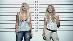 """Somethin' Bad"" by Miranda Lambert feat. Carrie Underwood #Vevo"