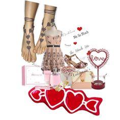 """""""Valentine"""" by devila on Polyvore"""