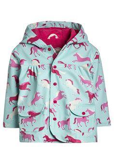 Sportkleding Hatley PONIES  - Regenjas - multicolor Multicolor: € 39,95 Bij Zalando (op 9-6-17). Gratis bezorging & retour, snelle levering en veilig betalen!