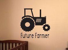 9d9fd1335 Boys Tractor Bedroom, Tractor Nursery, Tractor Room, Truck Nursery, Farm  Nursery, Boy Nursery Bedding, Baby Boy Nurseries, Baby Boy Signs, Farmer  Baby