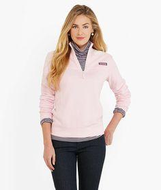 Women's Pullovers: Shep Shirt for Women - Vineyard Vines- Flamingo Pink