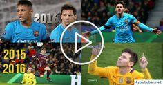 Messi & Neymar Skils 2016 Videos Football