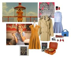 """""""private icons: Suzy x Margot"""" by anglepoise ❤ liked on Polyvore featuring Hermès, Veronica Beard, MICHAEL Michael Kors, Butter London, eShakti, L.A.M.B., J.Crew, Urban Decay and Marni"""