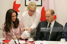 Catherine, Duchess of Cambridge and Prince William, Duke of Cambridge visit the Canadian Coast Guard and Vancouver First Responders Event at Kitsilano Coastguard Station on September 25, 2016 in Vancouver, Canada. Prince William, Duke of Cambridge, Catherine, Duchess of Cambridge, Prince George and Princess Charlotte are visiting Canada as part of an eight day visit to the country taking in areas such as Bella Bella, Whitehorse and Kelowna