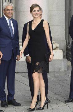 Doña Letizia celebra su 44º cumpleaños en la ópera