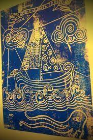 printmaking Mixed Media Art, Art Journals and Dreamcatchers by Karen MichelMixed Media Art, Art Journals and Dreamcatchers by Karen Michel Kids Printmaking, Atelier D Art, 5th Grade Art, Ecole Art, Arts Ed, Art Graphique, Tampons, Art Lesson Plans, Art Classroom