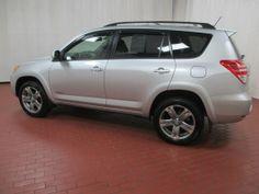 Certified 2011 Toyota RAV4 Sport for sale in New Castle, PA 16105 - Kelley Blue Book - $18,900 - 55,396 mi