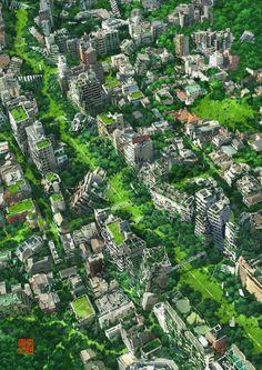 Green Road Tokyo - 東京幻想 Tokyogenso.