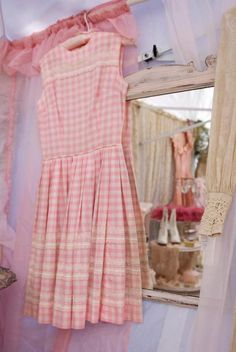 "Nancy of ""Touched by Time"" ""The Vintage Marketplace"" March 2012"