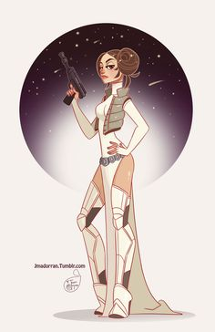 "jmadorran: ""For one of the original warrior princesses. Rest in Peace Carrie Fisher."