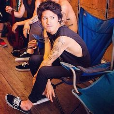 Photos from Warped One Ok Rock, Takahiro Morita, Takahiro Moriuchi, Warped Tour, Role Models, Beautiful People, Guys, Music, No Title