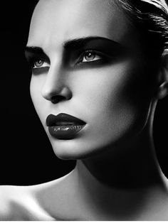 119 Best Black And White Makeup Images Black White Makeup