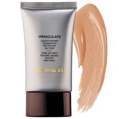 Immaculate® Liquid Powder Foundation Mattifying Oil Free - Hourglass | Sephora